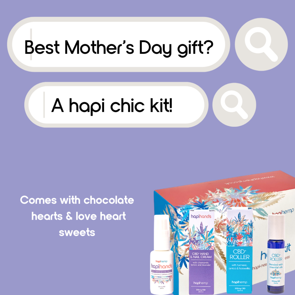 A CBD gift that mum will love